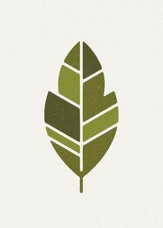 Best Illustration Ck Leaf images on Designspiration Logo Vert, Typography Design, Branding Design, Design Logos, Design Art, Web Design, Design Ideas, Leaf Images, Leaf Logo