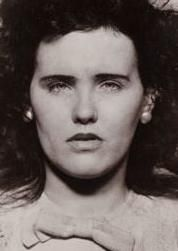 Black Dahlia was a nickname given to Elizabeth Short  (July 29, 1924 – c. January 15, 1947), an American woman who was the victim of a gruesome and much-publicized murder. Short was found mutilated, her body sliced in half at the waist, on January 15, 1947, in Leimert Park, Los Angeles, California. Short's murder is one of the oldest unsolved murder cases in Los Angeles history.