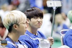 """ARMY Base on Twitter: """"MBC posted photos of #BTS Jungkook at the 2016 ISAC Lunar New Year Special on Twitter. https://t.co/uboY2GiXe4"""""""