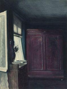 Leon Spilliaert, La Chambre