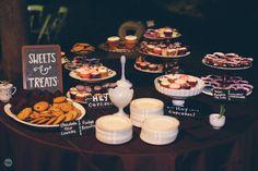 dessert bar #vintage #cupcakes #cookies #vegan