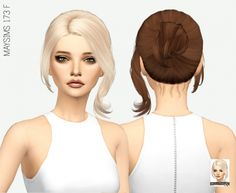 MAYSIMS 173 F SOLIDS at Miss Paraply via Sims 4 Updates