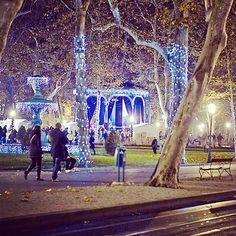 Advent Zrinjevac, Zagreb. Travel to Croatia with: www.smart-travel.hr