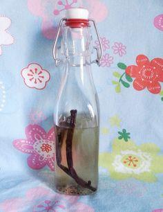 Vanilleextrakt (Vanilla extract)