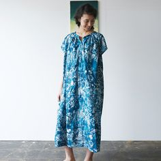 Long Dress ワンピース - nani IRO ONLINE STORE