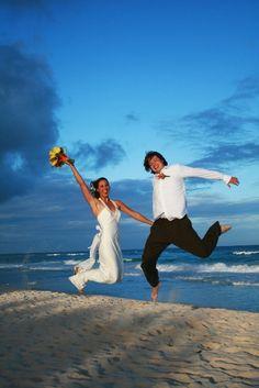 Cancun Weddings - Happy Couple - Casa Turquesa Boutique Hotel, Cancun
