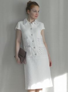 Платье в стиле Chanel / Бурда2/2013 одель 118