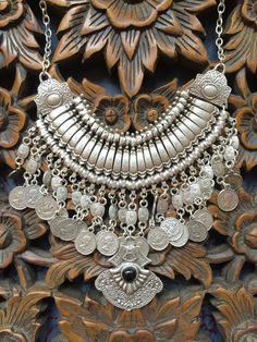 Chanour Gypsy Coin Necklace