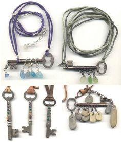 Unique Fashion Jewelry and Beautiful Jewelry Design. Funky Jewelry, Leather Jewelry, Cute Jewelry, Jewelry Crafts, Jewelry Art, Gemstone Jewelry, Modern Jewelry, Beaded Jewelry, Vintage Jewelry