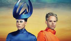 Empire of the Sun anuncia el contenido del álbum 'Two Vines' y estrena el single 'High and Low': http://www.popelera.net/empire-of-the-sun-contenido-two-vines/