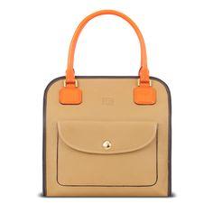 Loewe - alta bag gold/orange    # Pin++ for Pinterest #