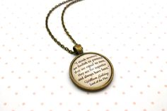 Lord of the Flies, 'Women [...] Are Far Superior And Always Have Been', William Golding Quote Necklace or Keychain by LiteraryGifting on Etsy https://www.etsy.com/listing/249498168/lord-of-the-flies-women-are-far-superior