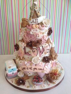 Choccywoccydoodah - Richard's Cakes