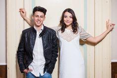 Michele Pernila (JESC and Anita Simoncini (JESC will represent San Marino in Eurovision Song Contest 2015 in Vienna, Austria. Vote for San Marino! Junior Eurovision, Top Male Models, Vote Now, Semi Final, My Heart Is Breaking, Austria, Finals, Lady, Beauty
