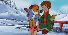 What It's Like Working a Seasonal Job As Told By Disney Characters | Oh, Snap! | Oh My Disney