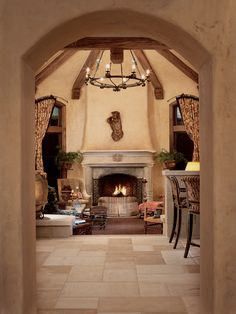 Dallas Design Group | Portfolio | room-style | Mediterranean