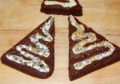 Brownies de Navidad (Christmas Tree Brownies)