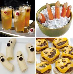 Déco & DIY simple et rapide pour Halloween #3 food