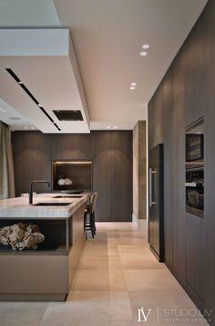 Kitchen Decor, Kitchen Inspirations, Home Decor Kitchen, Kitchen Style, Sweet Home, House Interior, Beautiful Kitchens, Home Kitchens, Modern Kitchen Design