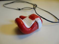 Boxing glove by JoMiniatures on Etsy