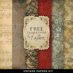 Freebie paper kit