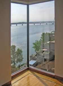 Make the Most of Your Corner Windows | Corner window seats, Corner windows  and Window