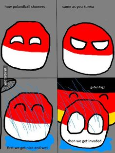 Also: how Polish people shower Funny Tweets, Funny Memes, Hilarious, Jokes, Poland People, Best Of 9gag, Polish Memes, History Memes, Country Art