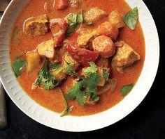 Thai Chicken Curry | Epicurious
