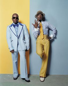 thank god for mom and dad for sticking together 'cause we don't know how :: andre3000 of outkast