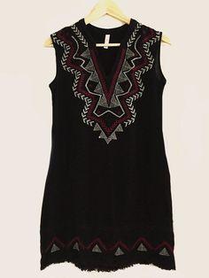 [M] Xhilaration Boho Tribal Dress