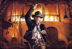 Indiana Jones - Brian Rood