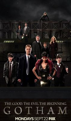 gotham tv | Gotham TV Series Fox