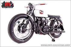 Honda CB350 - by Garage Project Motorcycles