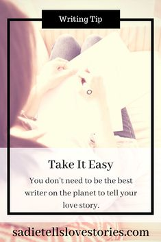 Writing Tips Freebie Wedding Anniversary Gifts, Wedding Gifts, Wedding Ideas, How We Met Stories, Told You So, Love You, Wedding Story, Sadie, Writing Tips