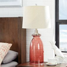 """Daphne 33"""" H Table Lamp with Empire Shade"""