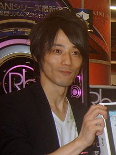 Yoshitaka Nishimura (西村宜隆) (born February 9, 1982, Kyushu), better known as DJ YOSHITAKA, is a composer for Konami's line of Bemani games. DJ YOSHITAKA has been making solo songs since the release of Beatmania IIDX 11: IIDX RED, though he has had previous BEMANI involvement as a member of Osamu Migitera's Des-ROW group. He often composes for the Beatmania IIDX and the Pop'n music series, and then began composing for the Guitar Freaks & DrumMania and the Dance Dance Revolution games.