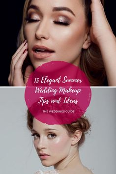 Elegant Summer Wedding Makeup Tips and Ideas #wedding Summer Wedding Makeup, Wedding Makeup Tips, Summer Makeup, Wedding Looks, Wedding Make Up, Perfect Wedding, Dream Wedding, Wedding Ideas, Makeup Inspiration