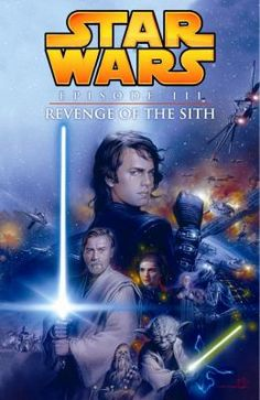 Book Jacket for: Star Wars, episode III : revenge of the Sith