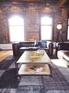 Livingroom Loft - La Chambre Design