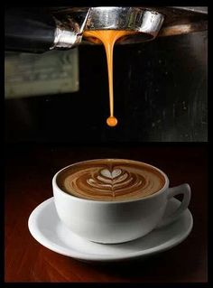 Yes, right now...  Espresso