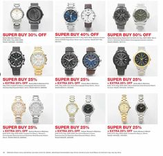 Macys Black Friday 2019 Ads and Deals Browse the Macys Black Friday 2019 ad scan and the complete product by product sales listing. Macys Black Friday, Black Friday 2019, Bulova Mens Watches, Watches For Men, Black Stainless Steel, Stainless Steel Bracelet, Brown Leather Strap Watch, Black Leather, Friday News