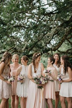 Boho Chic Farm Weddi