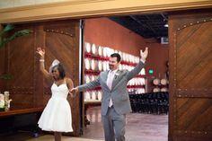 Sam & Eric A Practical Wedding: Blog Ideas for the Modern Wedding, Plus Marriage