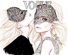 US Vogue Best Dressed 2011: Mary-Kate & Ashley Olsen by Hayden Williams by Fashion_Luva, via Flickr