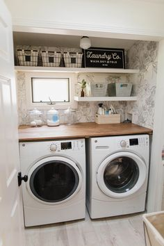 "Learn even more info on ""laundry room storage diy budget"". Look into our web site. Laundry Room Remodel, Laundry Decor, Basement Laundry, Laundry Room Organization, Laundry Room Design, Laundry Room Shelving, Laundry Detergent Storage, Laundry Closet Makeover, Laundry Drying"