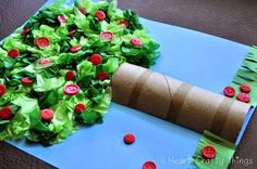 Kindergarten or grade/Johnny Appleseed Apple tree craft using tissue paper . - Kindergarten or grade/Johnny Appleseed Apple tree craft using tissue paper and paper roll. Kids Crafts, Bible Crafts, Tree Crafts, Toddler Crafts, Apple Theme, Toilet Paper Roll Crafts, Paper Crafts, Apple Seeds, Classroom Crafts