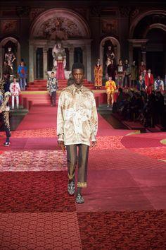Dolce&Gabbana Alta Sartoria Menswear Show at Palazzo Vecchio - Fashionably Male Gq Magazine, Menswear, Street Style, Fashion, Moda, Urban Style, Fashion Styles, Street Style Fashion, Men Wear