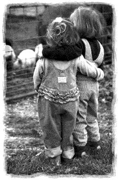 Always have the memories of a friendship that is lost...like a hug in your heart you carry around long after they forget you. :(