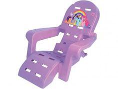 Cadeira de Praia/Espreguiçadeira My Little Pony - Braskit