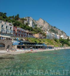 Capri - Marina Grande - Naporama - Foto di Napoli